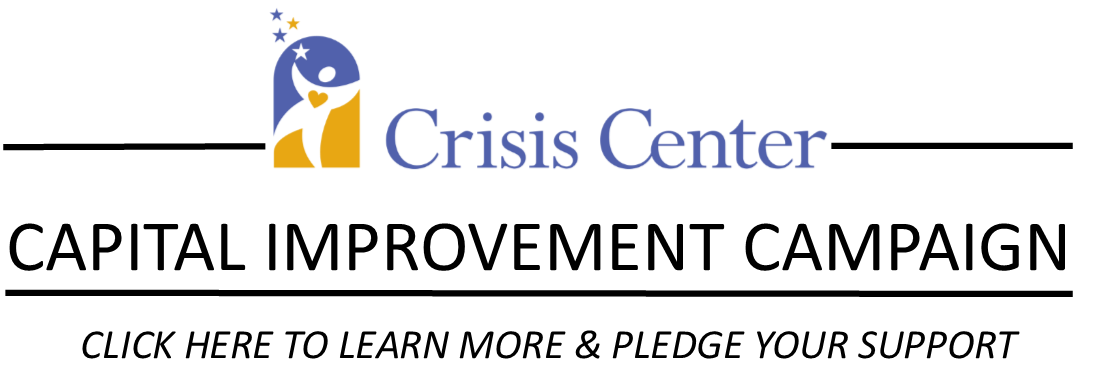 An Important Message from the Crisis Center