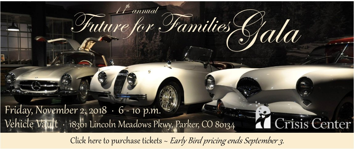 Future for Families Gala